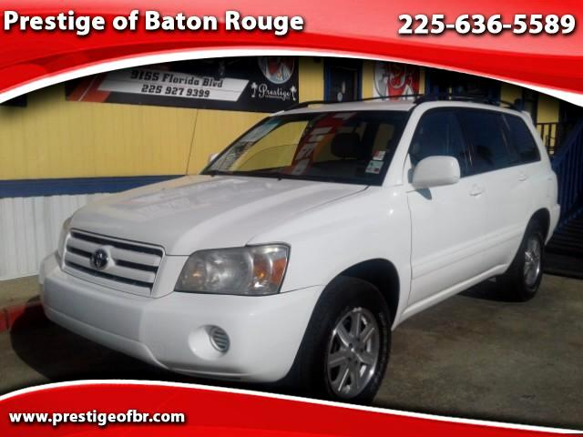 2007 Toyota Highlander Limited V6 2WD