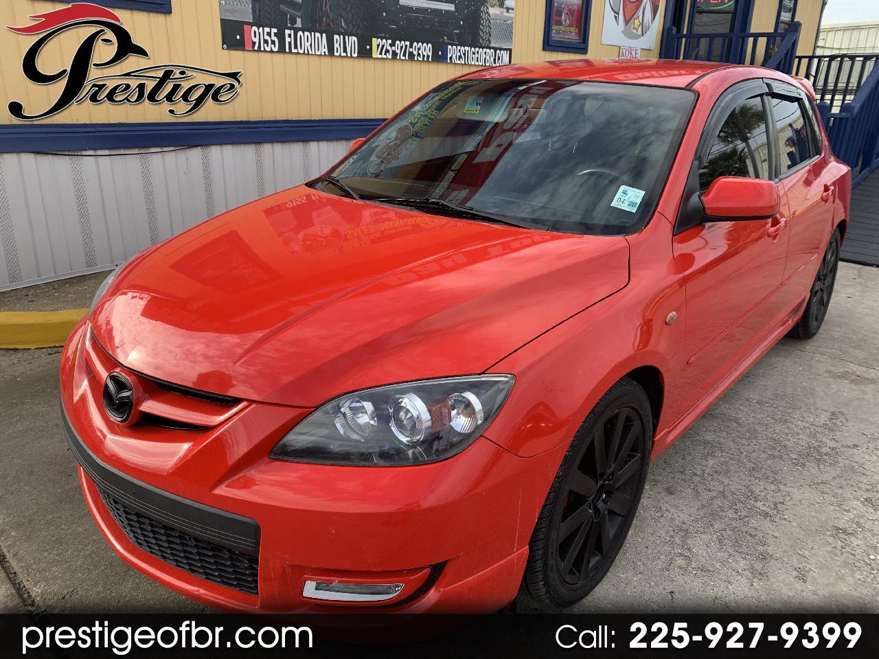 Mazda MAZDASPEED3 Grand Touring 5-Door 2008