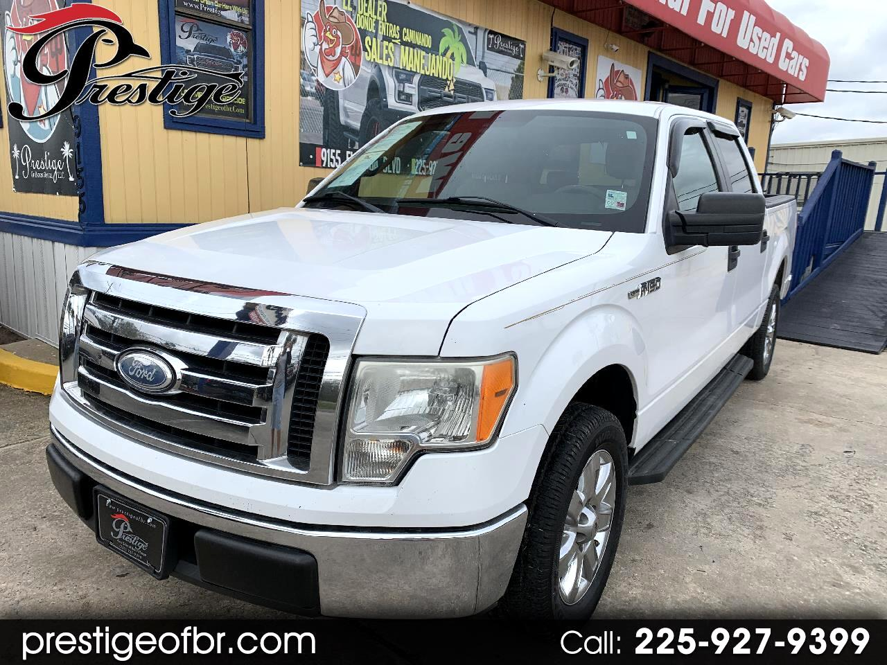 Ford F-150 XLT SuperCrew 6.5-ft. Bed 2WD 2009