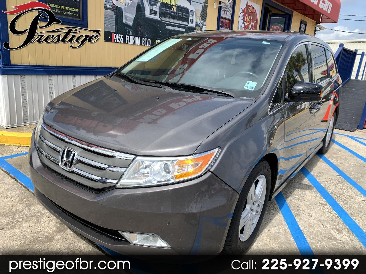 Honda Odyssey Touring 2013
