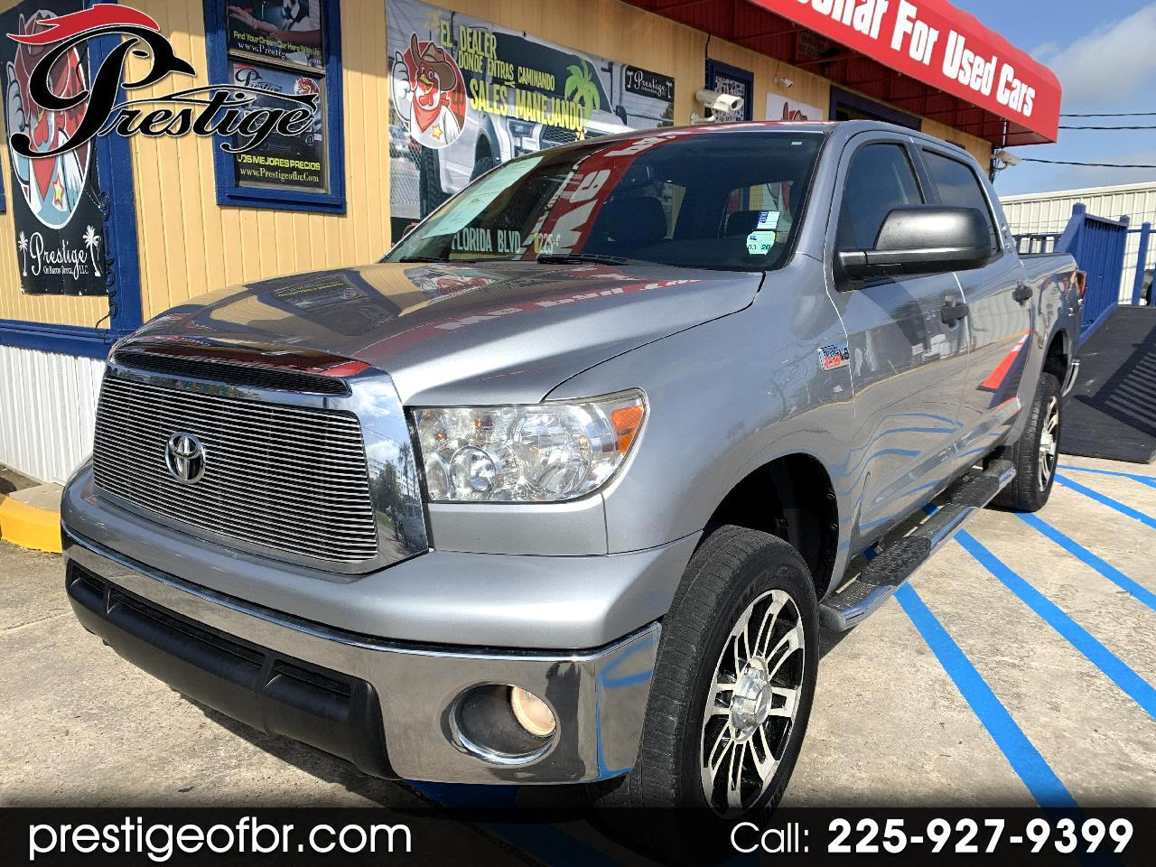 Toyota Tundra CrewMax 5.7L V8 6-Spd AT (Natl) 2013