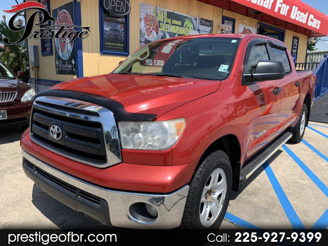 Toyota Tundra 2WD Truck CrewMax 4.6L V8 6-Spd AT  (Natl) 2011