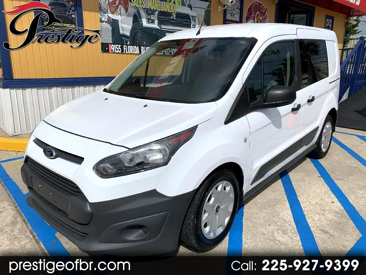 Ford Transit Connect SWB XL w/Rear Liftgate 2015