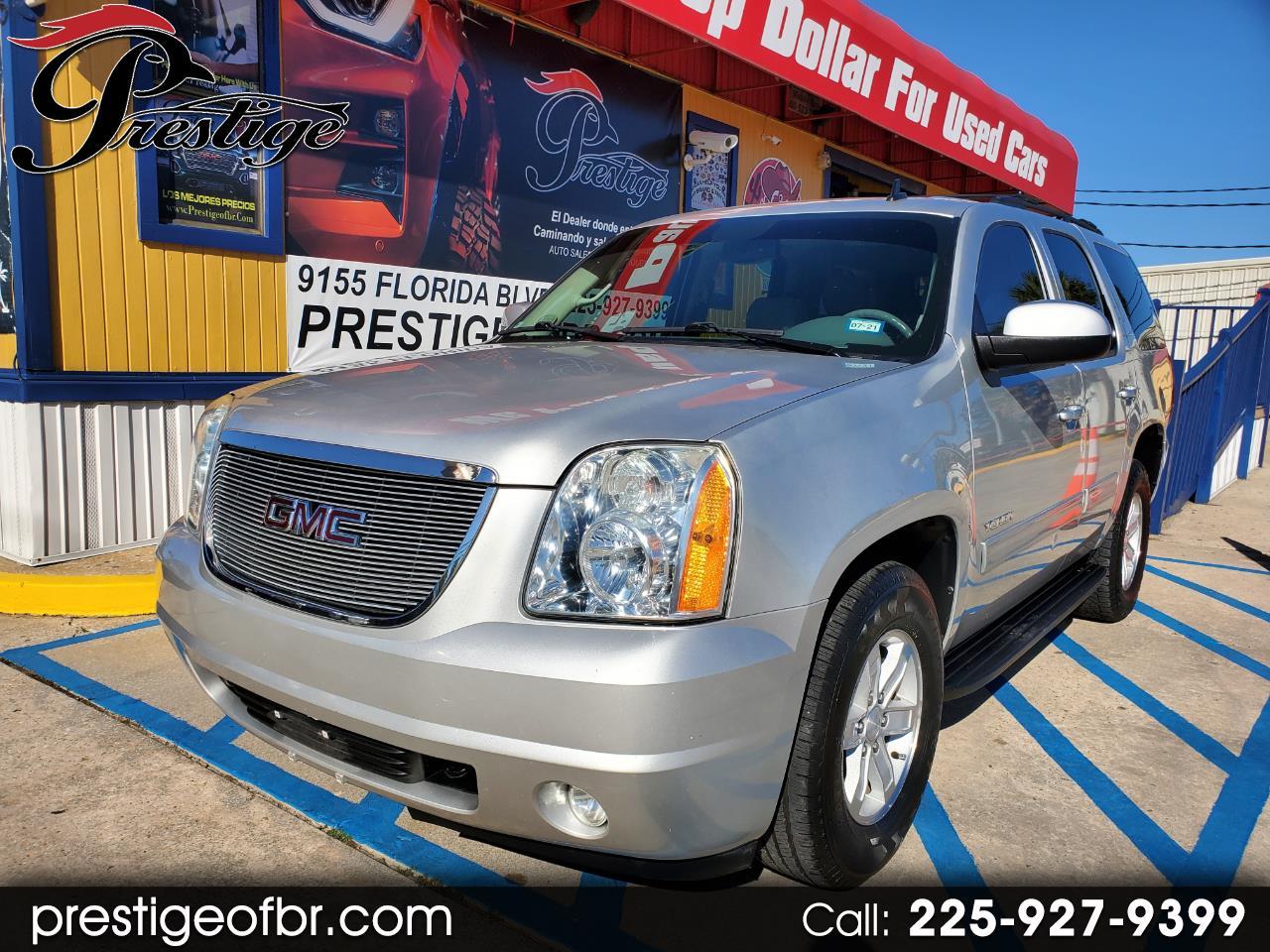 GMC Yukon 2WD 4dr 1500 SLT 2011