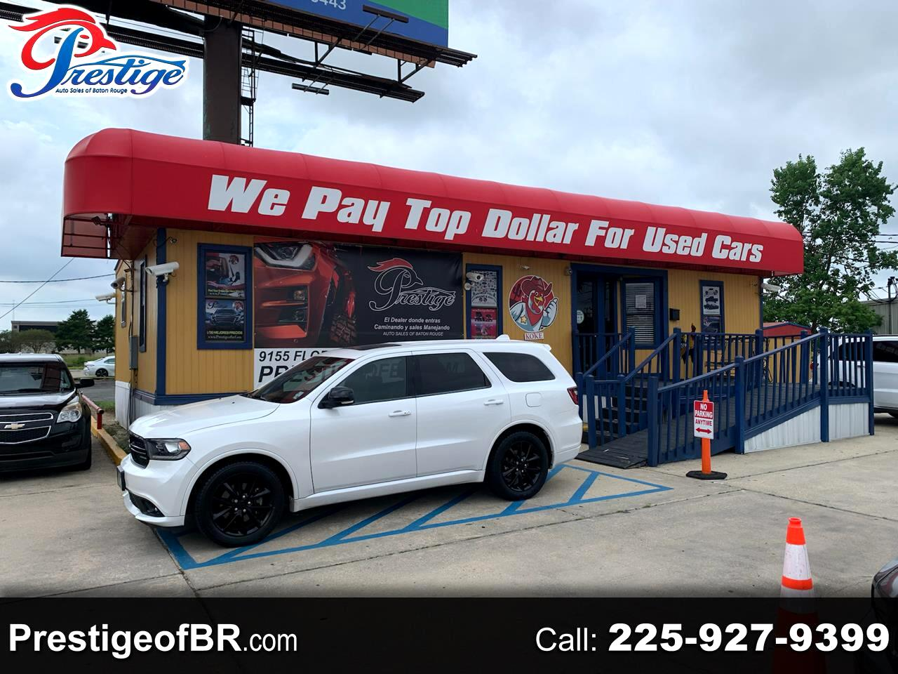 Dodge Durango R/T RWD 2017