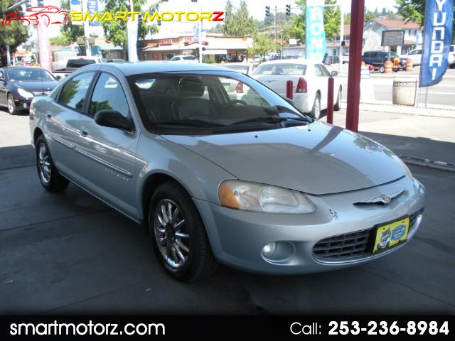 2001 Chrysler Sebring LXi Sedan