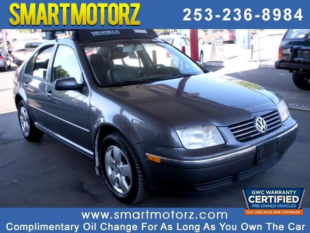 2004 Volkswagen Jetta GLS TDI-PD
