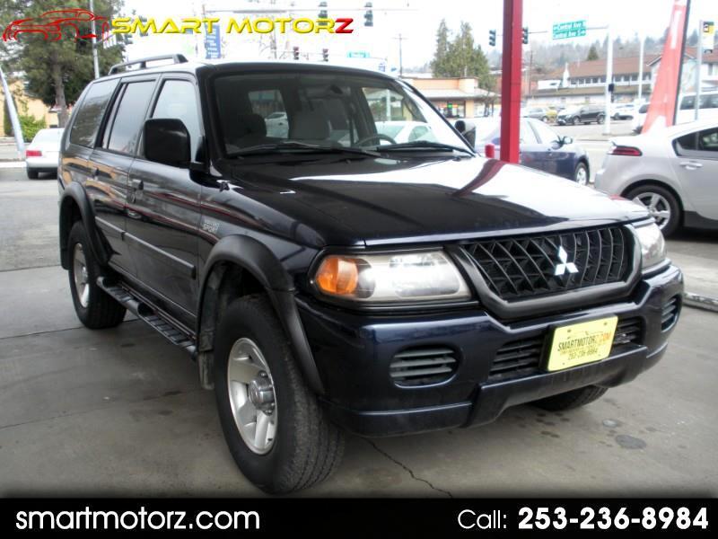 2002 Mitsubishi Montero Sport LS 4WD