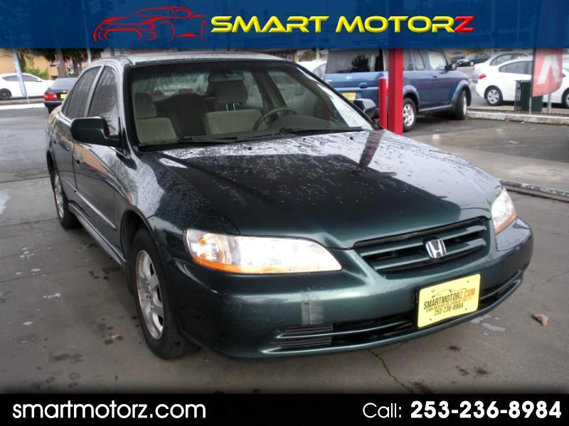 2002 Honda Accord 4dr Sedan EX Auto