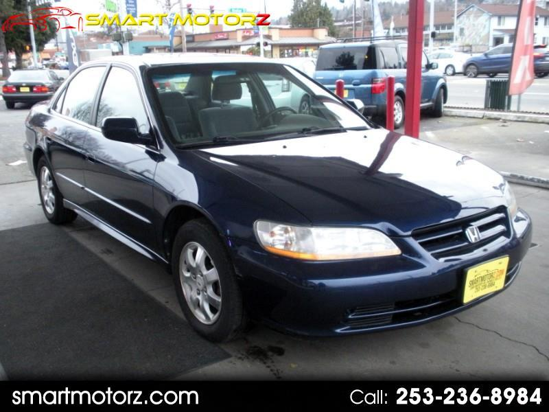 2002 Honda Accord EX Sedan