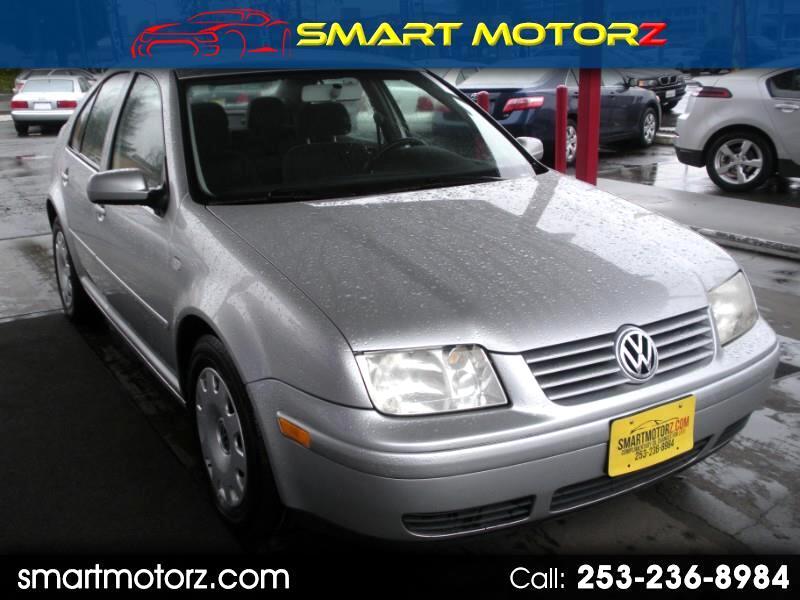 2000 Volkswagen Jetta GLS 2.0