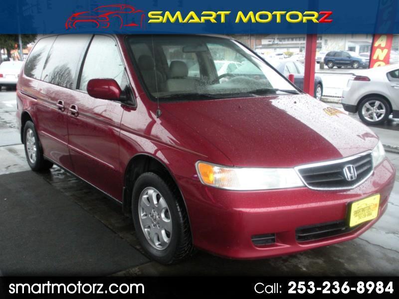 2004 Honda Odyssey EX-L W/LEATHER