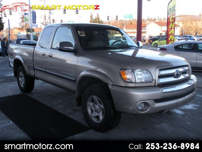 2003 Toyota Tundra SR5 4.7L Extended Cab 4WD