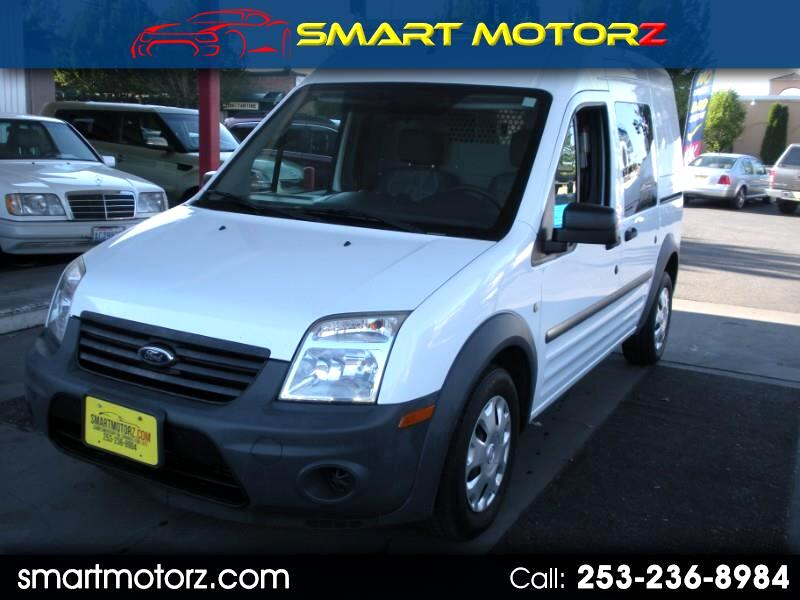 """2013 Ford Transit Connect 114.6"""" XL w/side & rear door privacy glass"""
