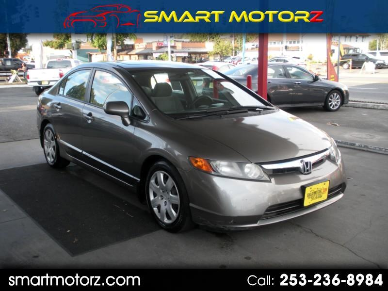 2007 Honda Civic EX Sedan AT with Navigation