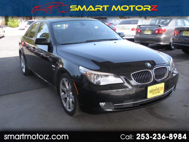 BMW 5 Series 4dr Sdn 535i xDrive AWD 2009