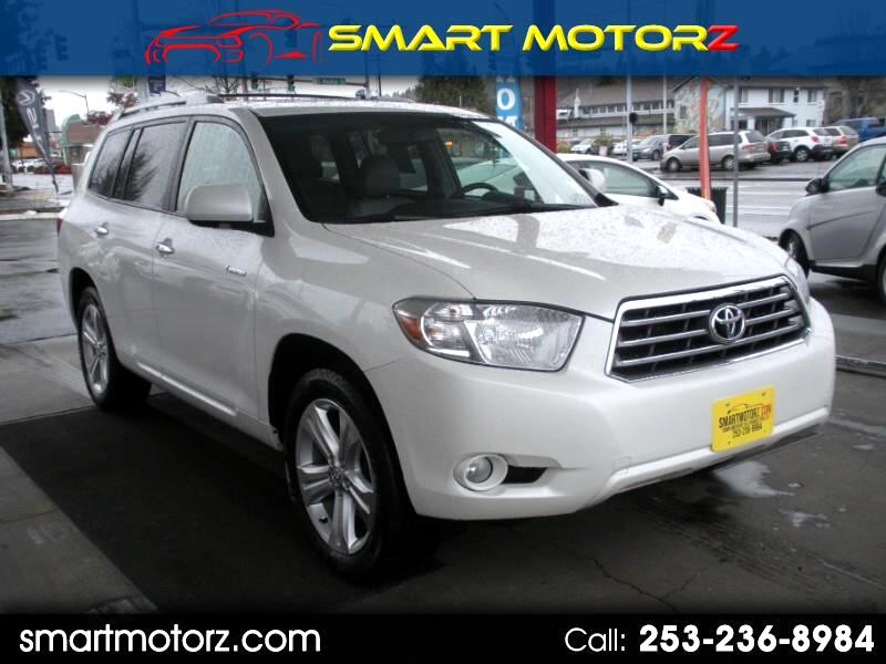 Toyota Highlander Limited 4WD 2010