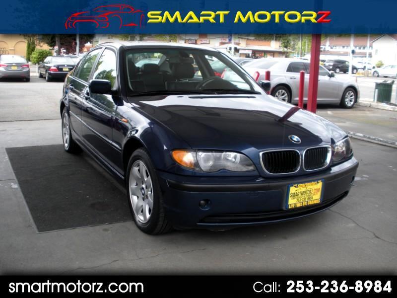 BMW 3-Series 325xi Sedan 2005