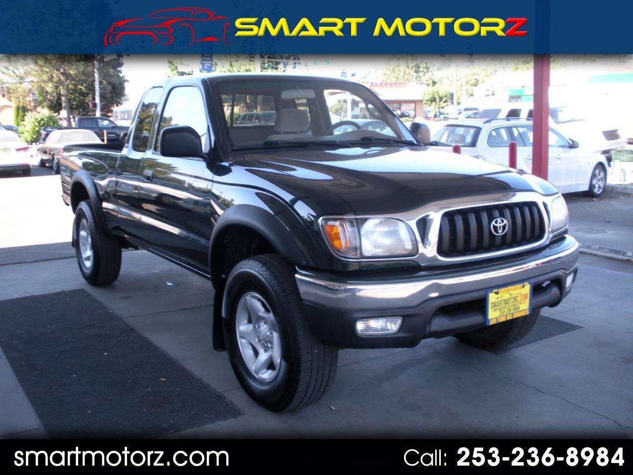 Toyota Tacoma XtraCab V6 Auto 4WD (Natl) 2004