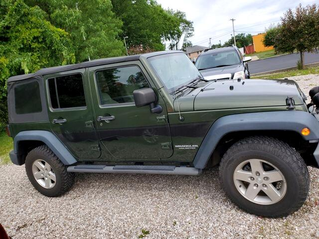 2009 Jeep Wrangler Unlimited Rubicon