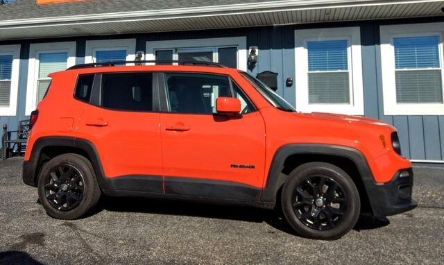Jeep Renegade Latitude FWD 2018
