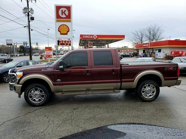 2011 Ford F-250 SD XL Crew Cab 4WD