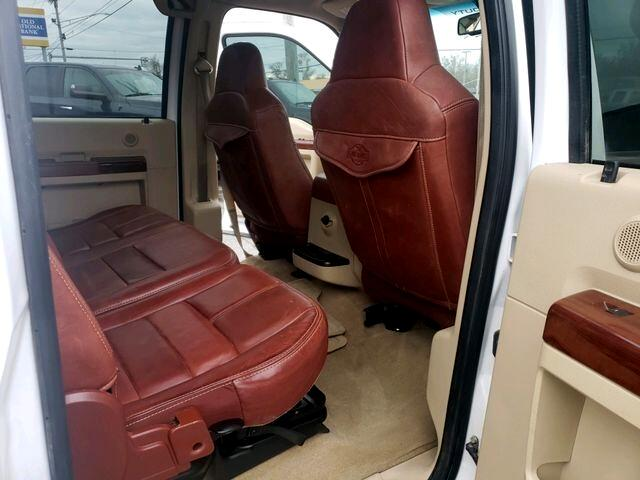 2008 Ford F-350 SD FX4 Crew Cab Long Bed DRW