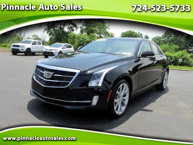 2015 Cadillac ATS 2.0L Premium AWD