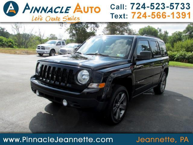 2015 Jeep Patriot Latitude 4WD
