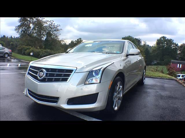 2013 Cadillac ATS 3.6L Luxury AWD
