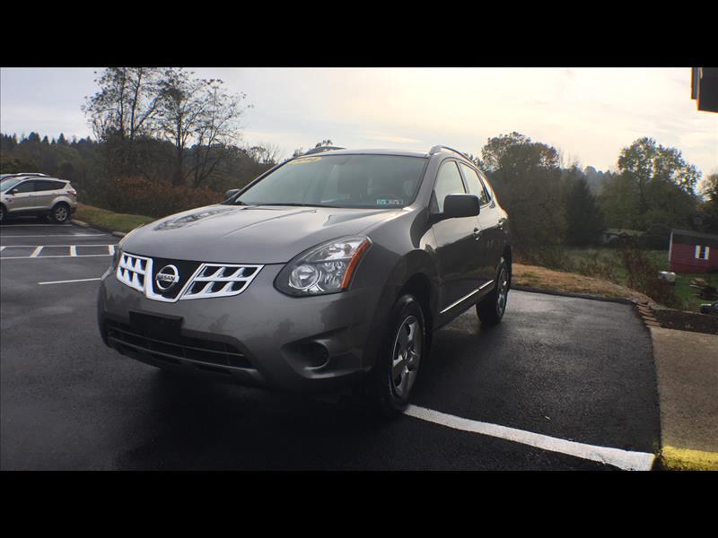 2014 Nissan Rogue Select S AWD