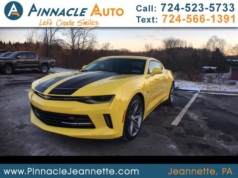 2018 Chevrolet Camaro RS Package