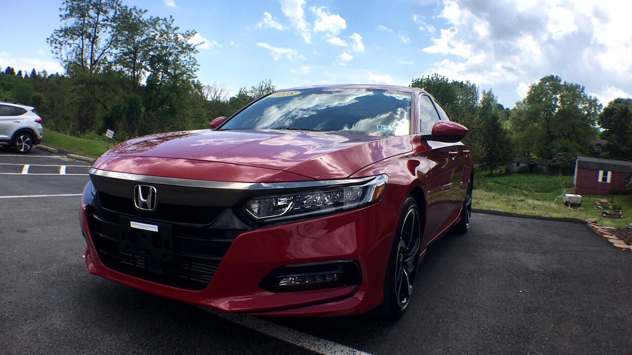 2018 Honda Accord Sport 2.0T 10A