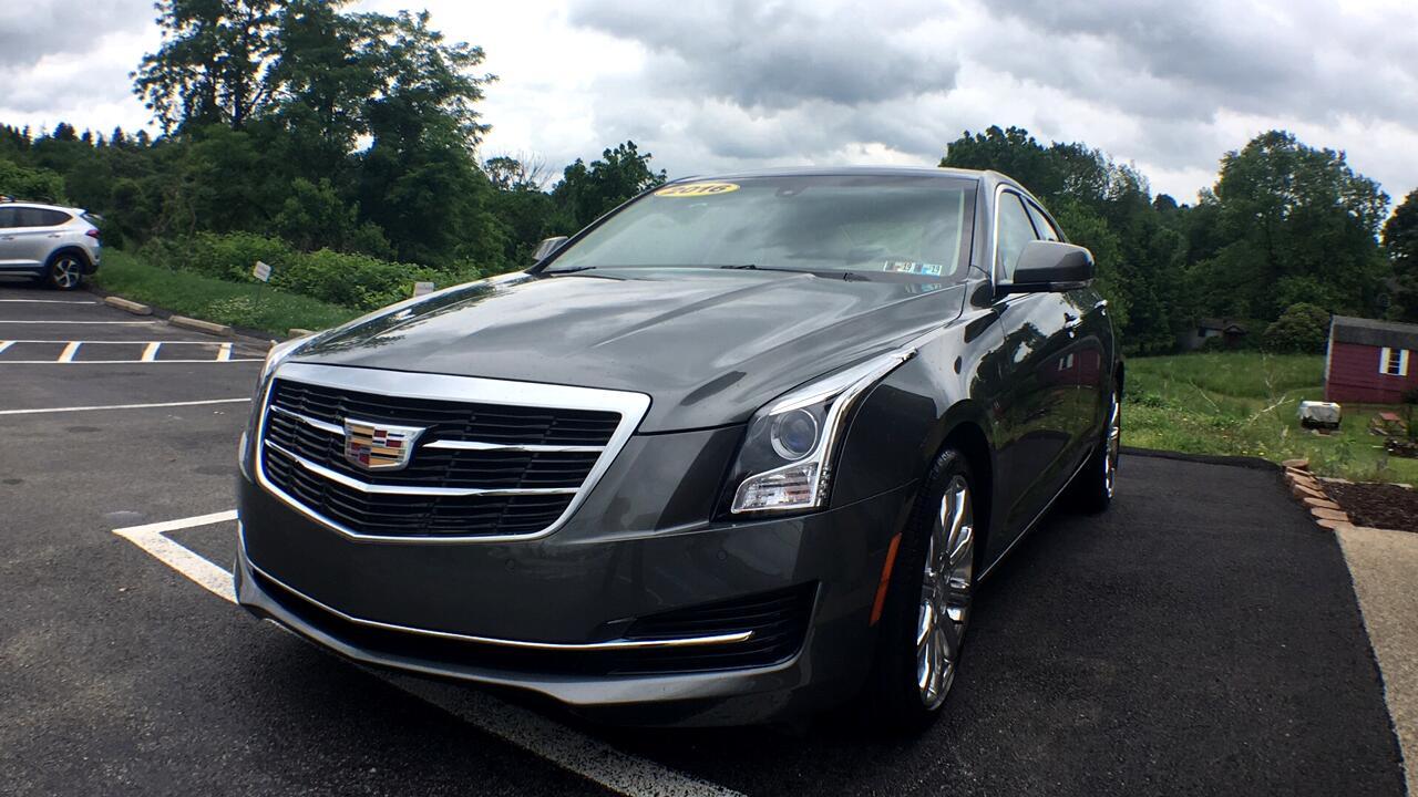 2016 Cadillac ATS 2.0L Luxury AWD