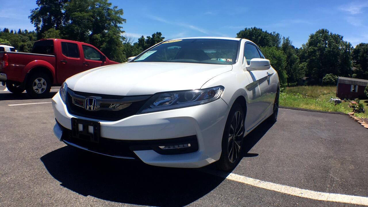 2017 Honda Accord EX-L V6 Coupe AT