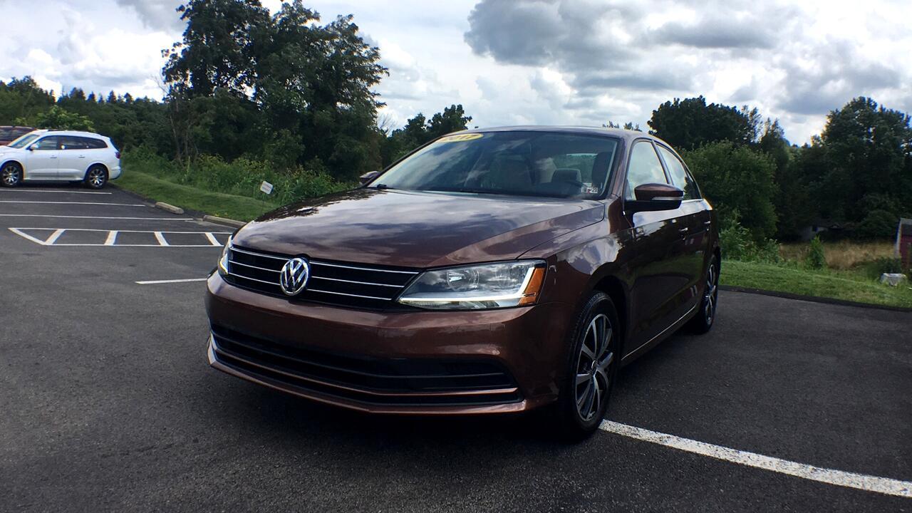 2017 Volkswagen Jetta 1.4T SE 6A