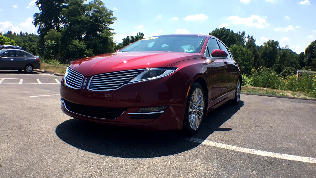 Lincoln MKZ Reserve AWD 2015
