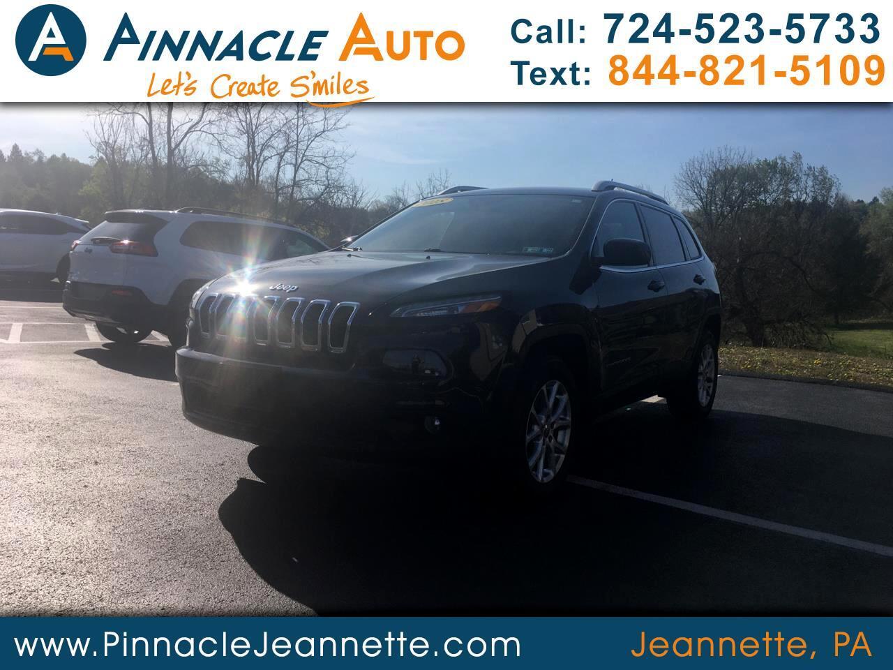 Jeep Cherokee Latitude Plus 4x4 2018