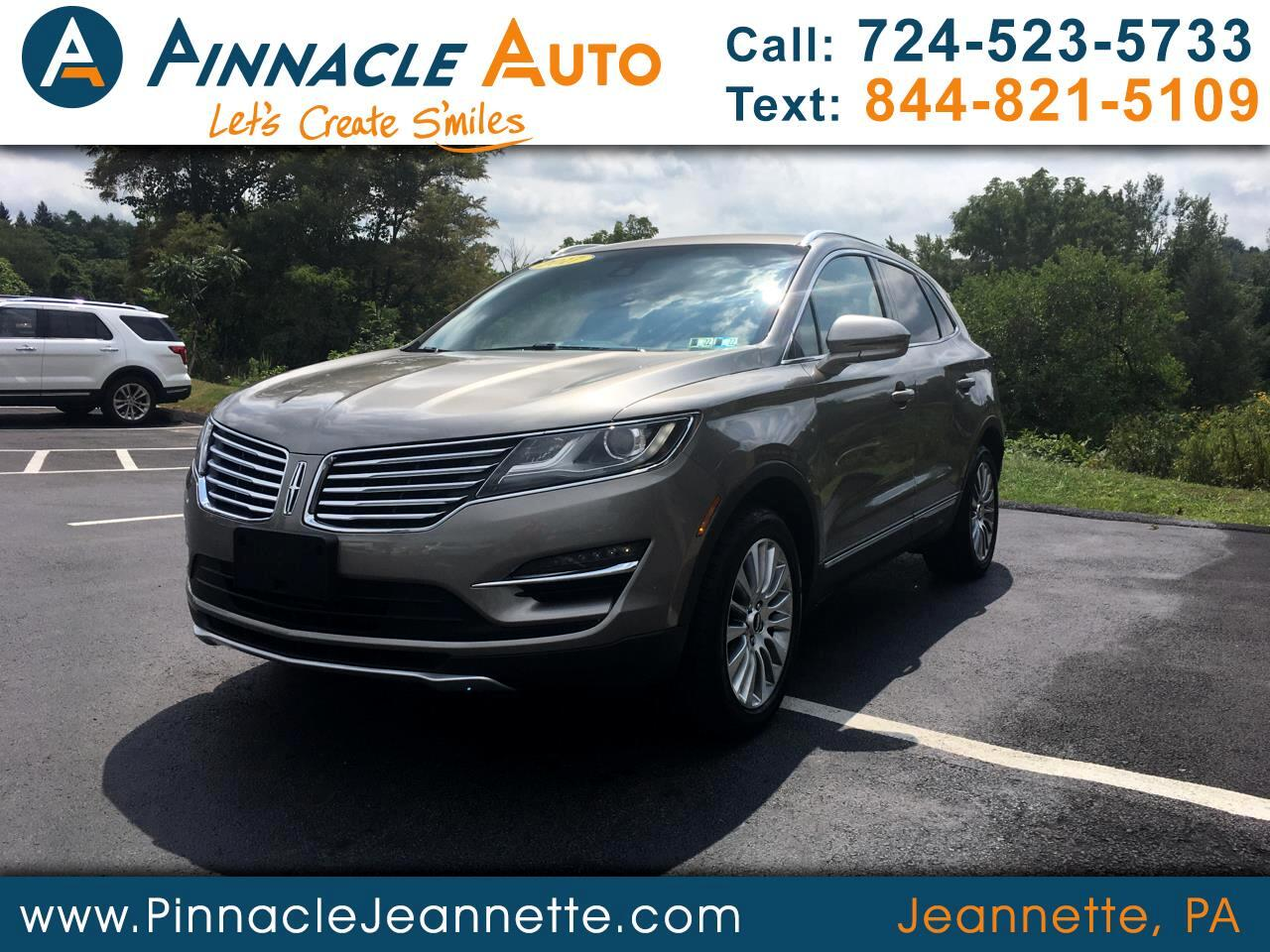 Lincoln MKC Reserve AWD 2017