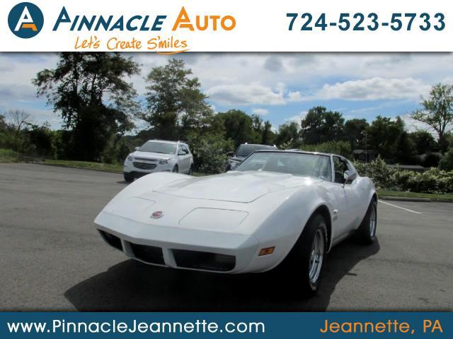 1974 Chevrolet Corvette Stingray 1LT Coupe Automatic