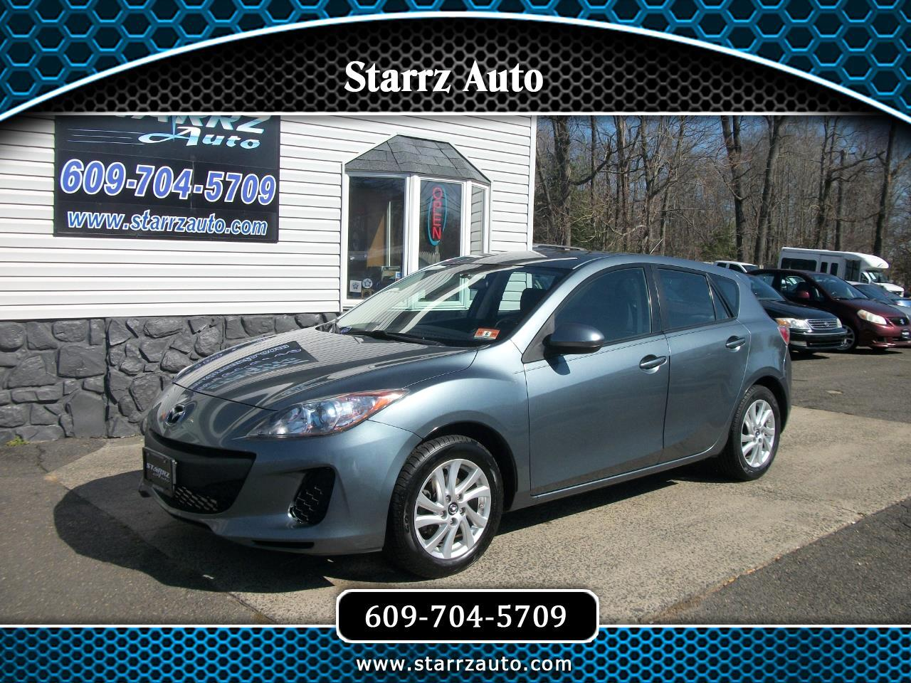 Mazda MAZDA3 i Touring AT 5-Door 2013
