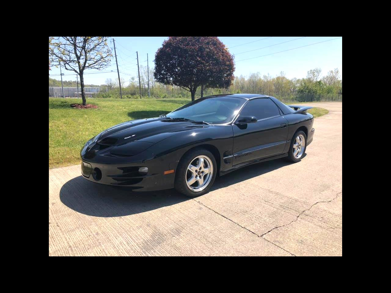 Pontiac Firebird 2dr Coupe Trans Am 2002
