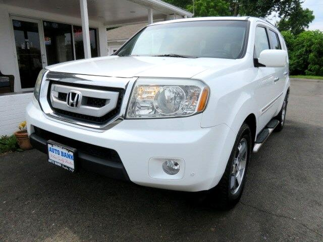 2009 Honda Pilot Touring 4WD with Nav & DVD