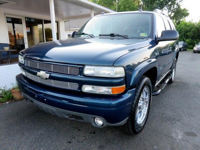 2005 Chevrolet Tahoe 4WD Z71