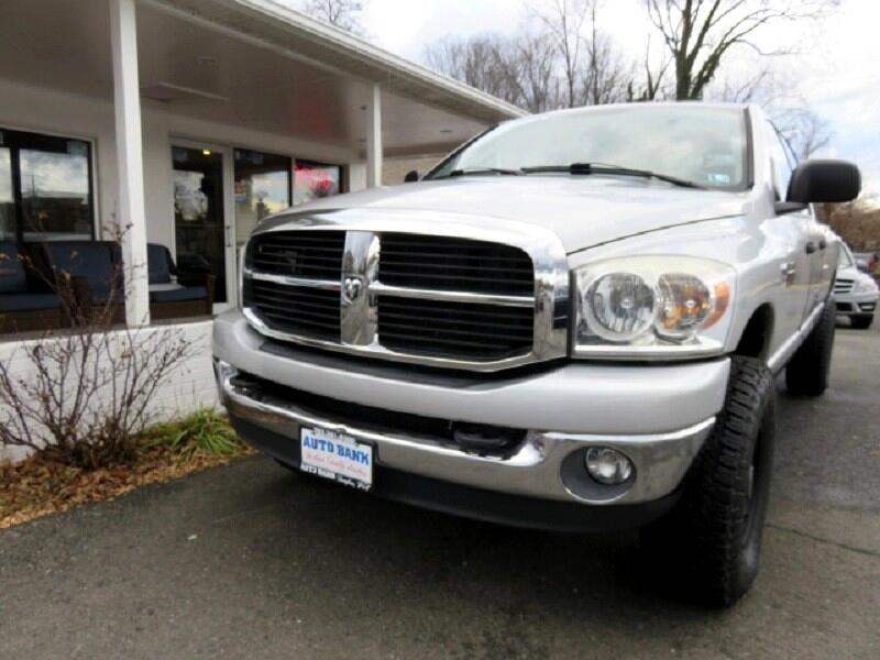 2007 Dodge Ram 2500 SLT Plus Quad Cab Long Bed 4WD