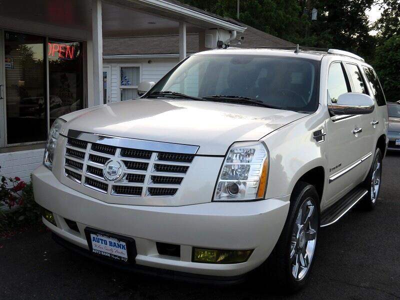 2008 Cadillac Escalade Premium AWD