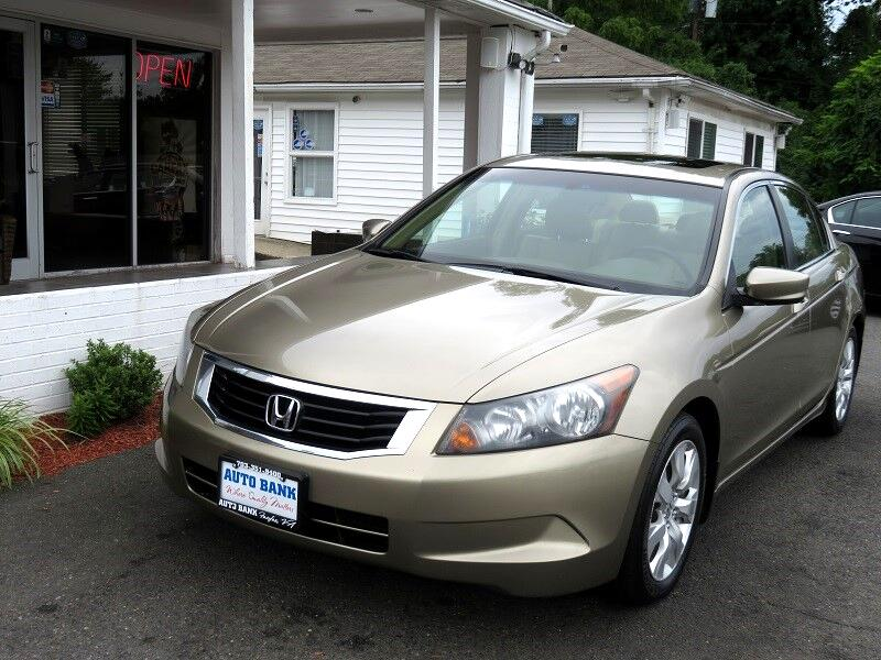 Honda Accord EX-L Sedan AT 2008