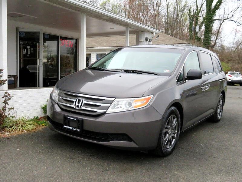 Honda Odyssey EX-L w/ RES 2013