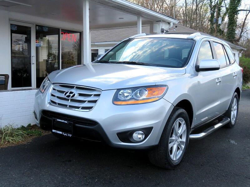Hyundai Santa Fe Limited 3.5 4WD 2011