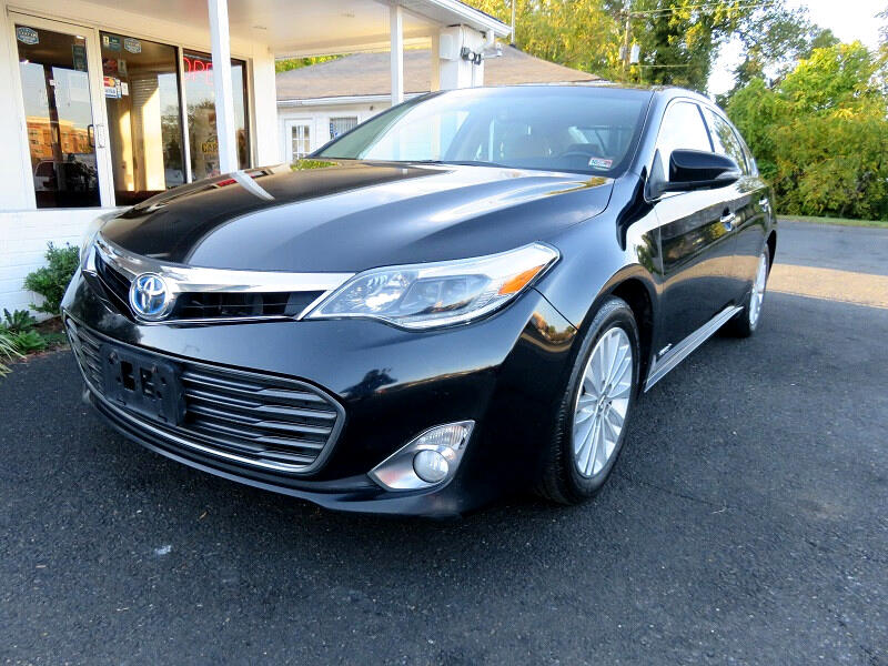 Toyota Avalon Hybrid Limited 2013